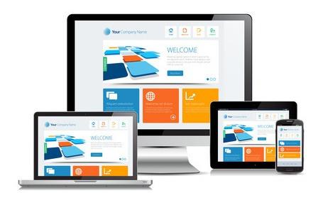 servicio crea tu página web profesional  en 5 minutos