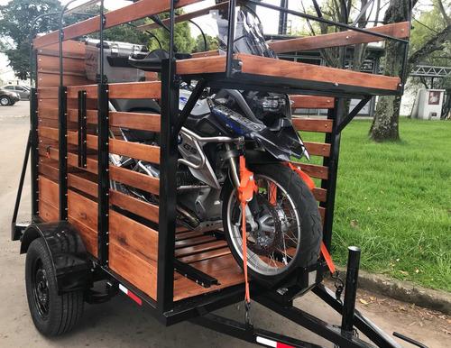 servicio d transporte trailer remolque dentro fuera d bogota