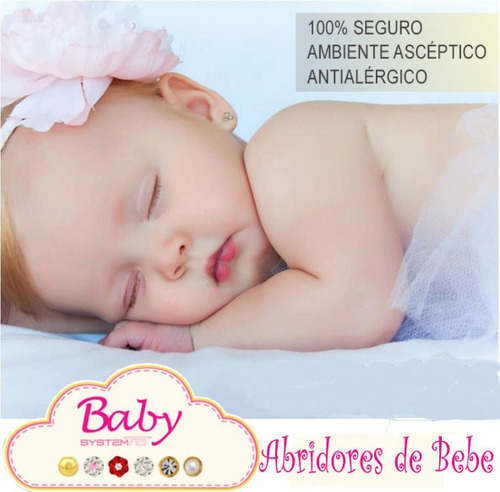servicio de abridores para bebes y niñas acero quirugico