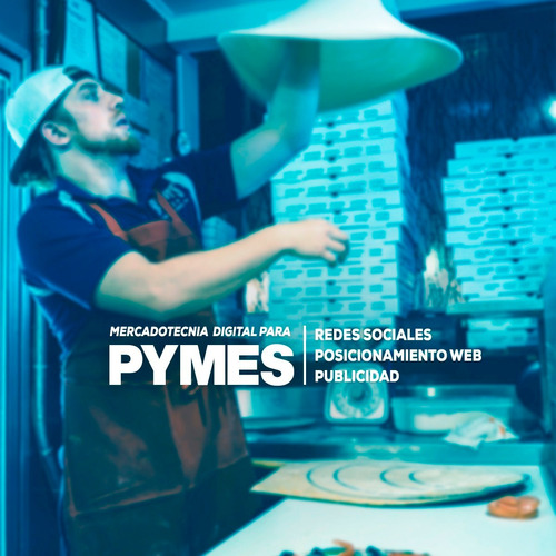 servicio de administración de redes sociales para pymes