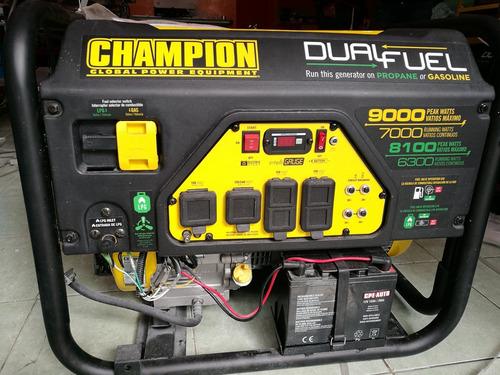 servicio de afinacion y mantenimiento a generadores de luz