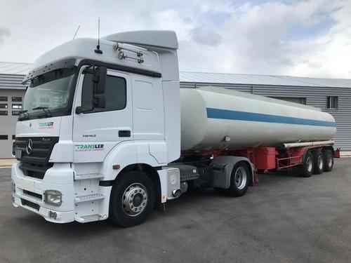 servicio de agua en camiones cisterna (17 12 10 mil litros)