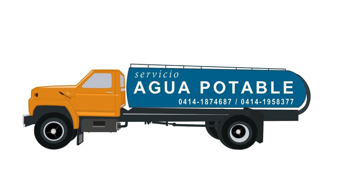 Servicio de agua potable en camiones cisterna en mercado for Cisterna de agua precio