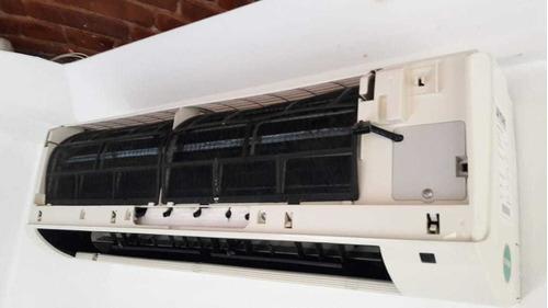 servicio de aire acondicionado y obra electrica