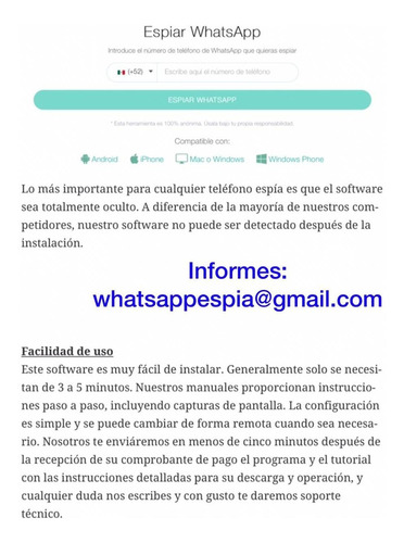 servicio de akeo, faccebook y whasapp 100% real