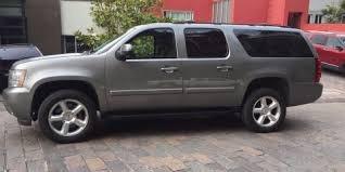 servicio de alquiler de camionetas y carros con chófer