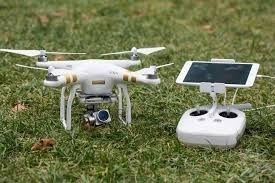 servicio de alquiler de drones reparación y venta