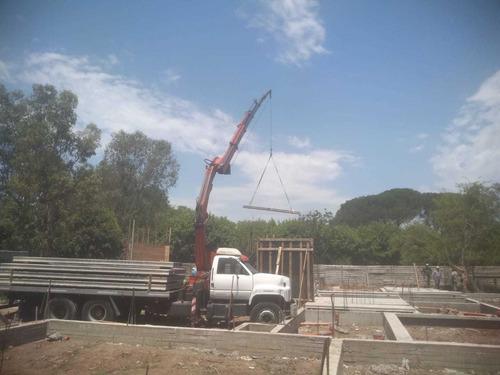servicio de alquiler de hidrogrua,montajes,izajes,traslados