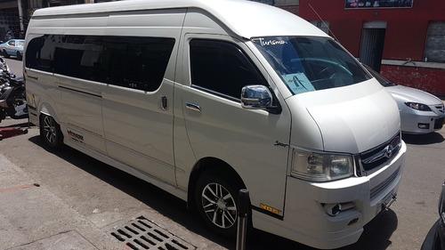 servicio de alquiler de van's camionetas buses