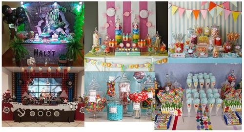 servicio de alquiler, decoracion  y buffet