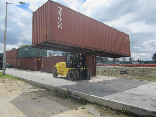 servicio de alquiler suministro de contenedores y transporte