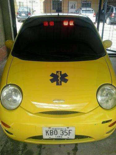servicio de ambulancia amd