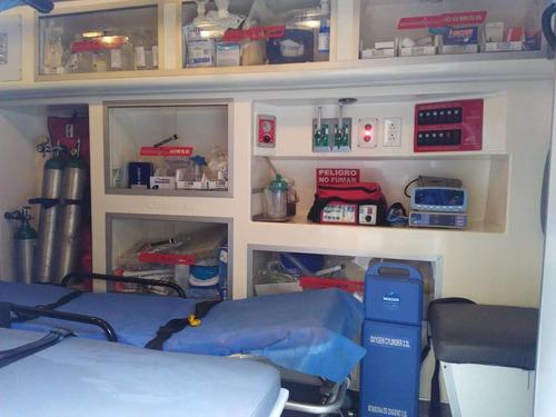servicio de ambulancias