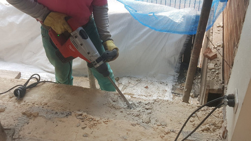 servicio de anclajes y demoliciones de estructuras