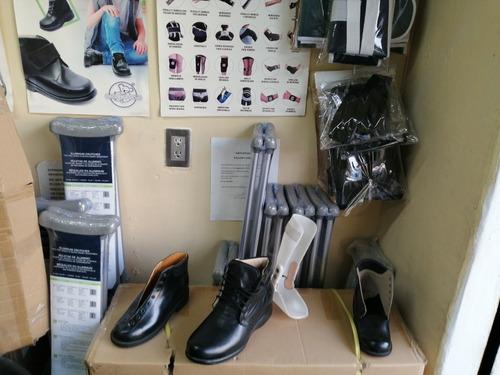 servicio de aparatos y medidas ortopedicas a domicilio