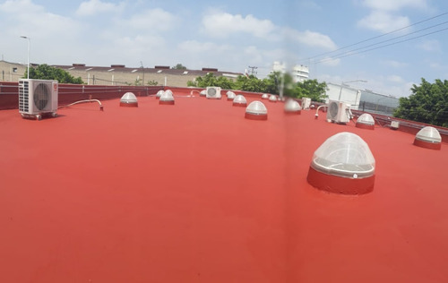 servicio de aplicación de pintura e impermeabilización