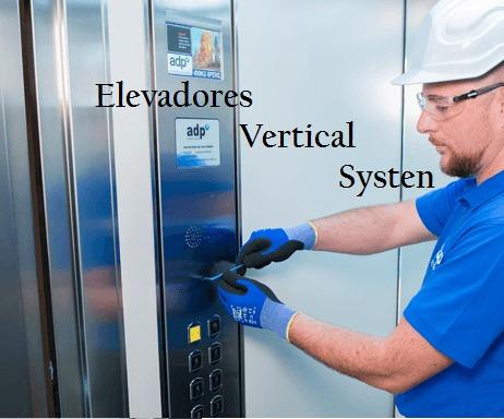servicio de ascensores