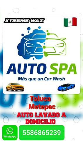 servicio de auto lavado a domicilio