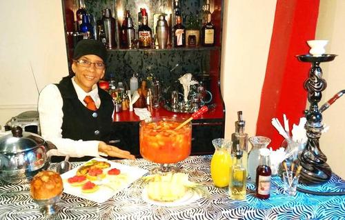 servicio de bar bartender profesional eventos cursos maracay