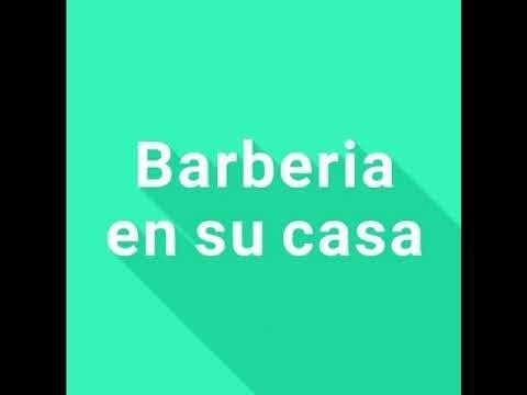 servicio de barbería totalmente responsable