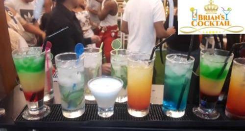 servicio de barman, bartender a domicilio, barra movil