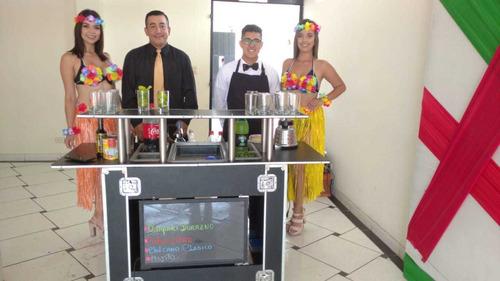 servicio de barman ;mozos;dj;buffet ,bartender a domicilio