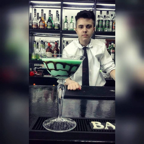 servicio de barman/bartender exclusivo