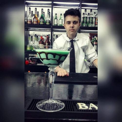 servicio de barman/bartender exclusivo (solo caba)