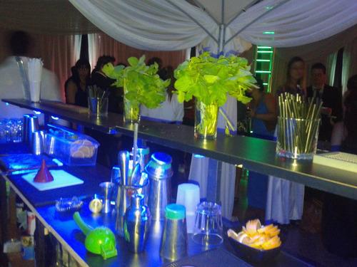 servicio de barra en eventos