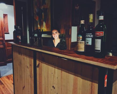 servicio de barra movil - barra libre - con y sin alcohol