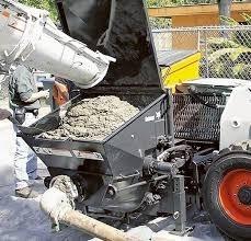 servicio de bombeo de hormigón elaborado