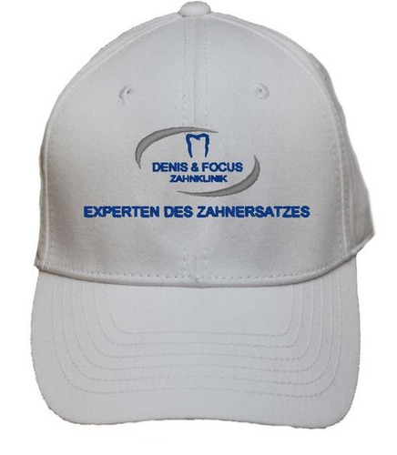 servicio de bordados de chemises gorras