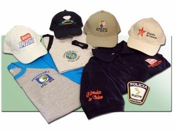 servicio de bordados, estampados y publicidad en general