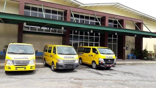 servicio de bus colegial, publica y privada