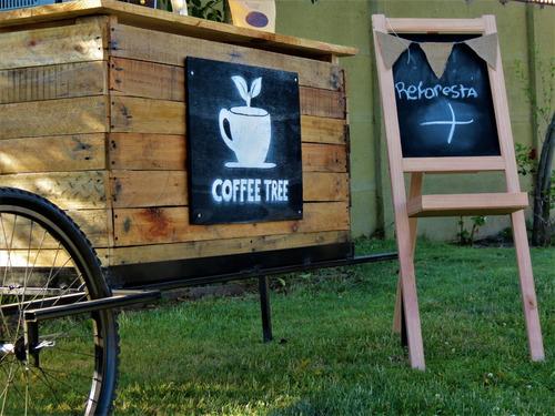 servicio de cafetería y coffee break