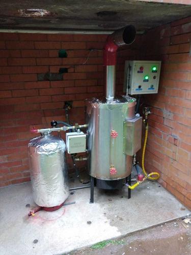 servicio de calderas para saunas y turcos
