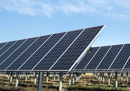 servicio de calefacción solar
