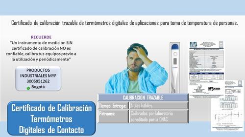 servicio de calibración en colombia