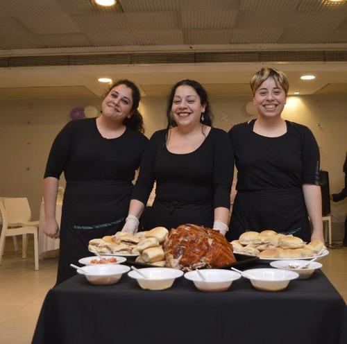 servicio de camareras y mozos para eventos