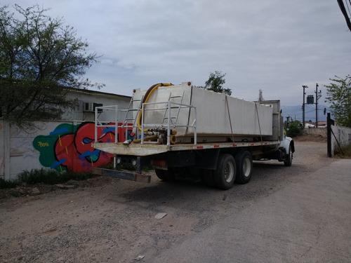 servicio de camion aljibes