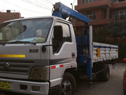 servicio de carga camion grua