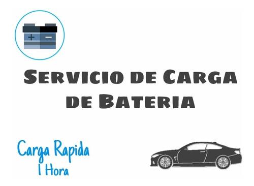 servicio de carga de baterias