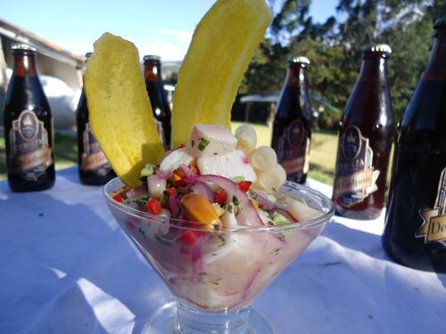servicio de catering &banquetes a domicilio