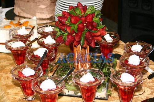 servicio de catering- fiestas eventos- salones recepciones
