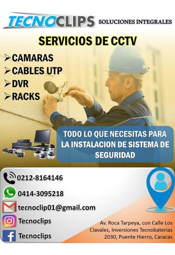 servicio de cctv