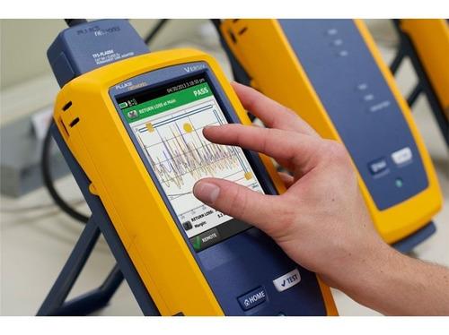 servicio de certificación cableado estructurado con dsx5000