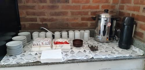 servicio de coffee break, alquiler de cafeteras, catering