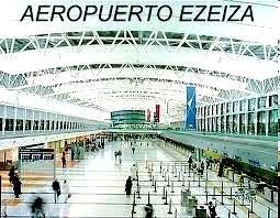 servicio de combis a ezeiza las 24hs. traslados aeropuerto.