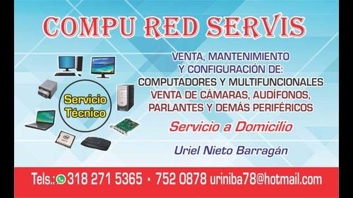 servicio de computo