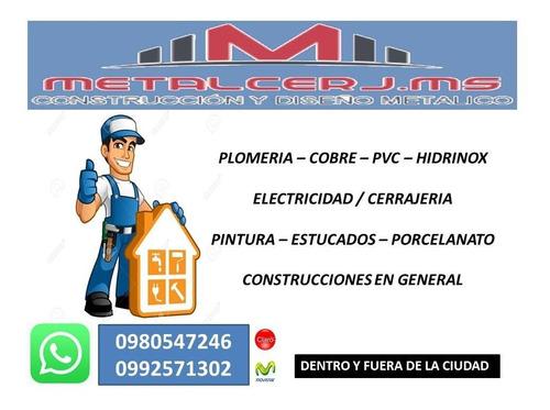 servicio de construcción